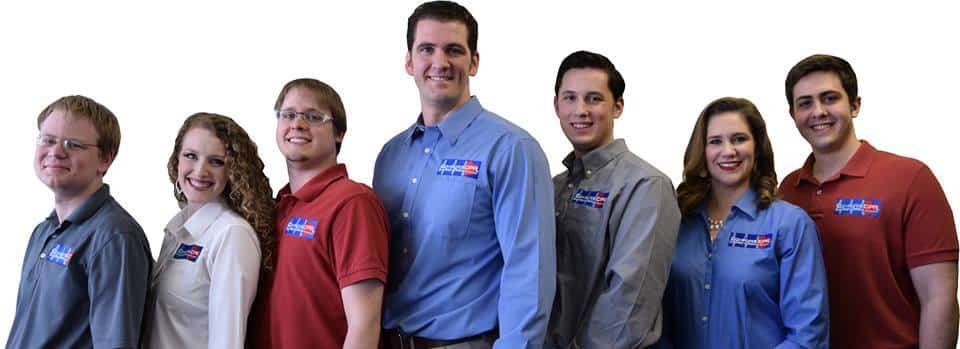 Fort Worth Computer Repair Staff at CPR
