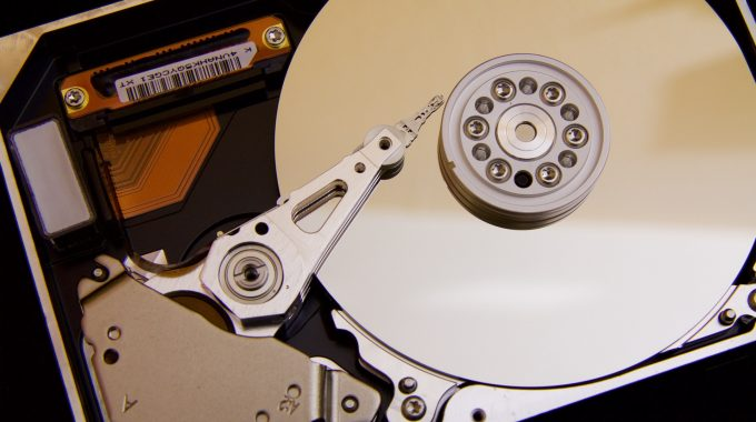 Disc Reader Reading Arm Hard Drive